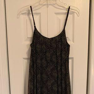 Jessica Simpson Dresses - Jessica Simpson maternity maxi, size small
